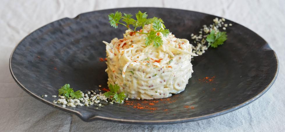 Photographie culinaire - céleri