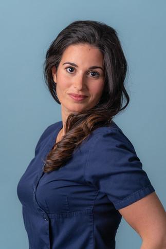 portrait professionnel - profession médicale - chirurgien-dentiste.