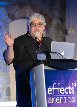 Photographie d'un événement - conférence
