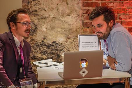 Photographie événementielle - Rencontre Business