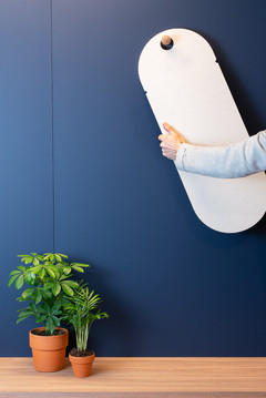 Cloisonettes - Koffy Design © Adrian Blanc