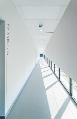 Photographie d'architecture - couloir