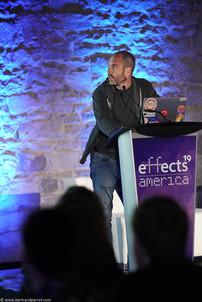Photographie d'événement - conférence - salon Effects