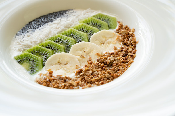 Photographie culinaire - muesli