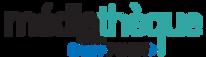 Logo mediatheque Saint-Priest