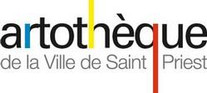 Logo Arthothèque_Saint-Priest