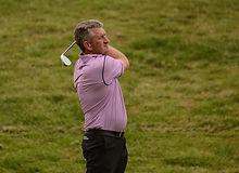 Paul Barrington Golf Trick Show Follow on Twitter @strikergolfshow