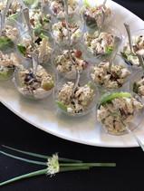 Chicken Salad Cups