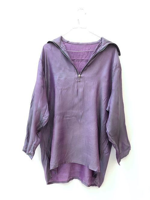 SOLD crazy violet long sleeve