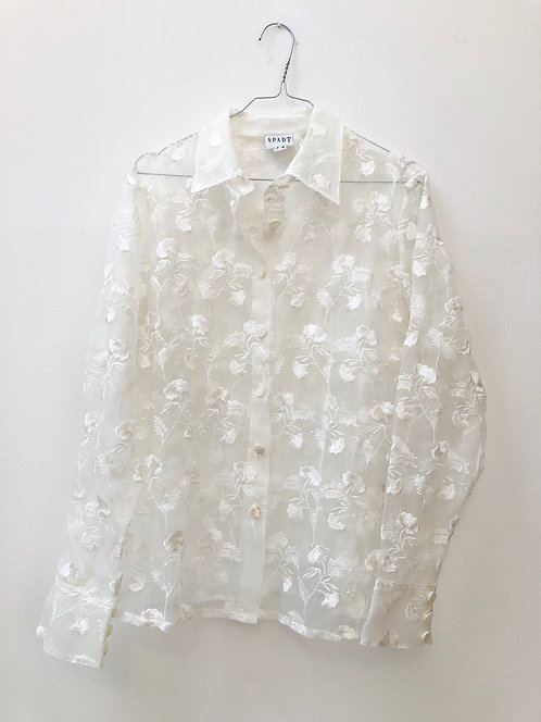 SOLD transparent blouse