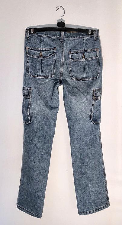 big pockets jeans