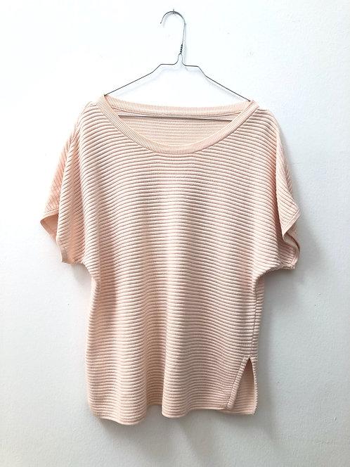 light peach t-shirt