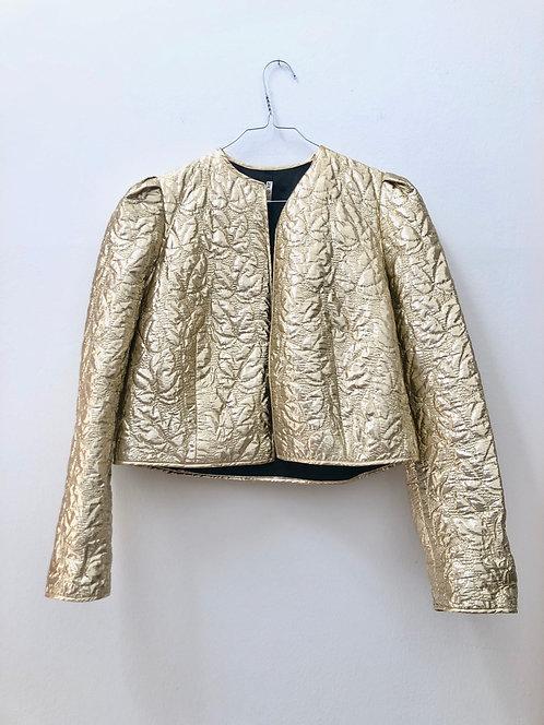 SOLD golden jacket