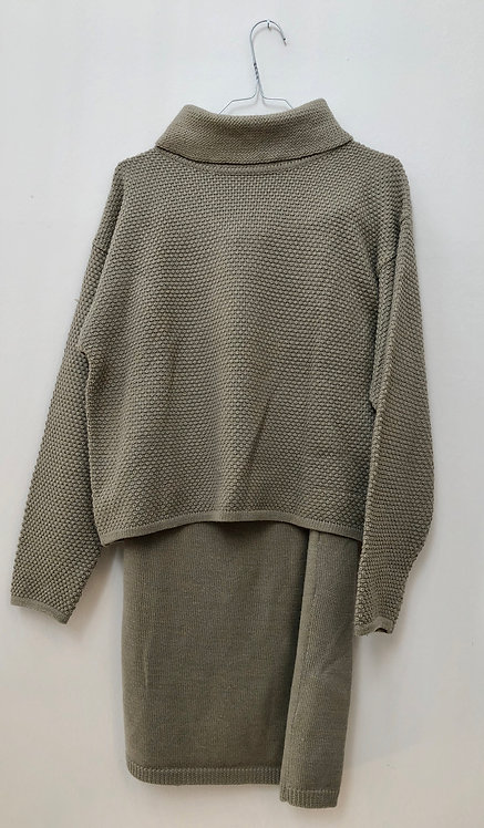 NOT AVAILABLE cozy knit outfit