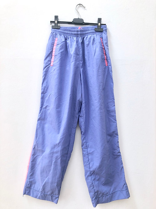 lilac and pink vintage joggers