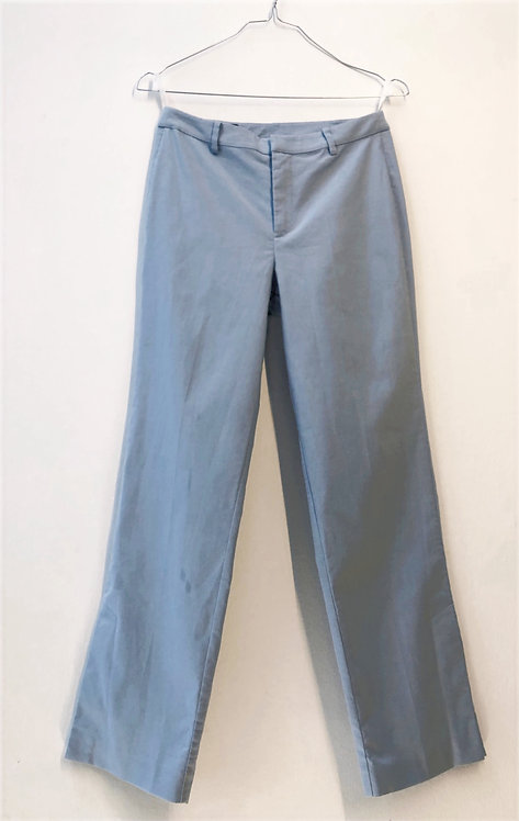 baby blue trousers