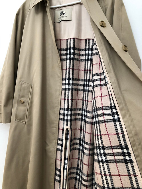 SOLD Vintage Burberry Coat