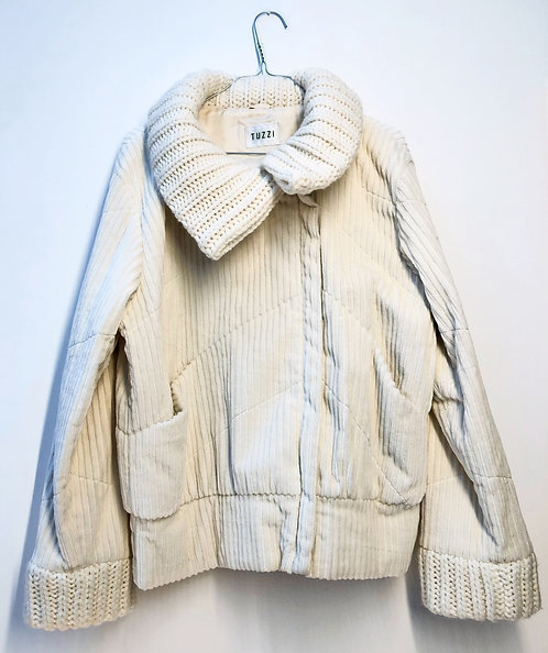 SOLD Tuzzi Cord Jacket