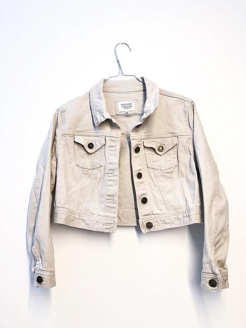 creme jeans jacket