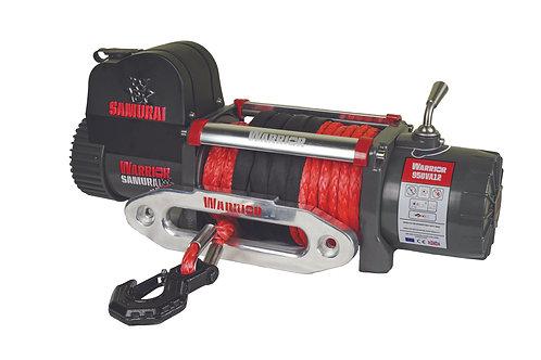 Samurai 9500 Electric Winch - Synthetic