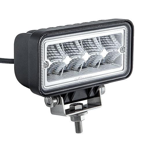 12W LED Flood Work Light