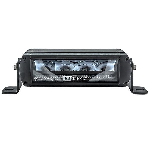 37W LED Light Bar 10* spot + Parking light