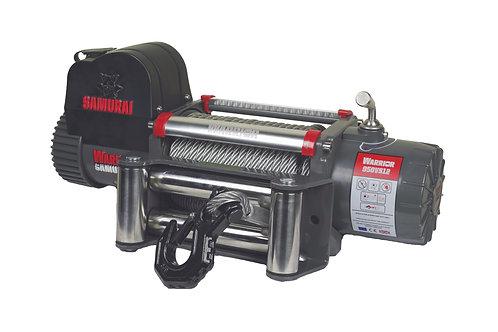 Samurai 9500 Electric Winch - Steel