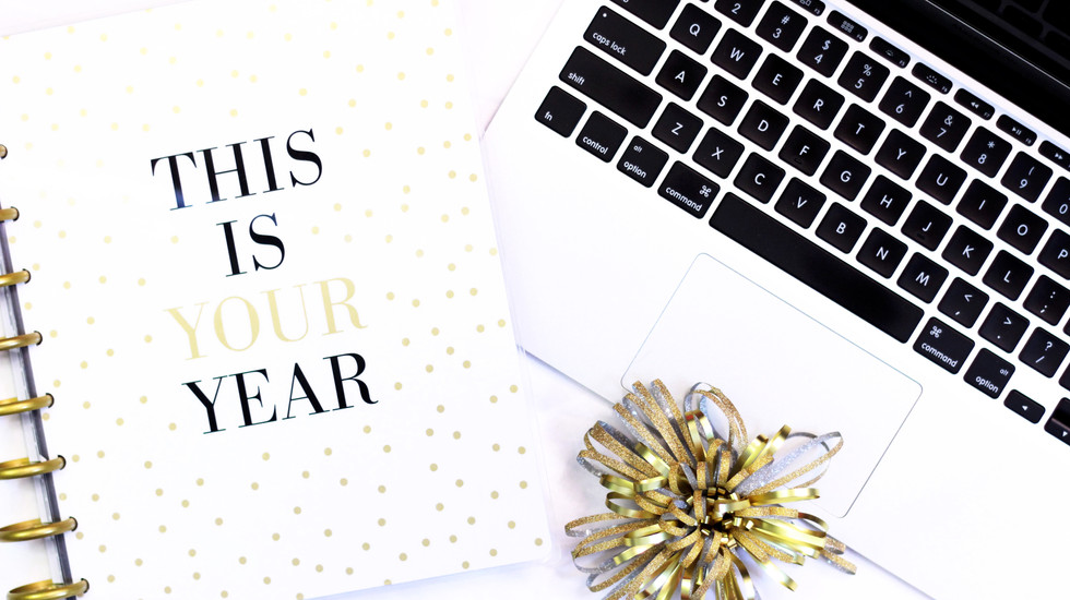 Every year is YOUR year!