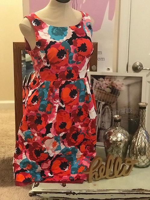 Rafaella Bouquet Dress w/Pockets