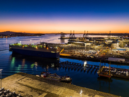 Moving the Port of Auckland