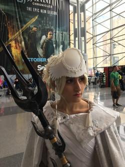 Lunafreya, Final Fantasy XV
