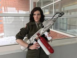 """Sci-Fi Females"" Project, Ripley"