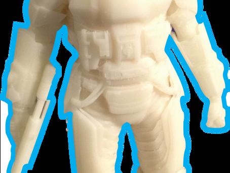 The Process: Let's Play Halo Spartan, A 3D Printout Game