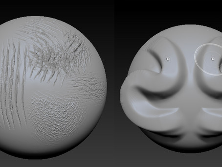 Sarah's 5 Faves: ZBrush Commands