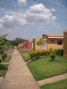 Vista calle Residencial