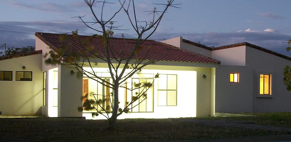 Terraza modelo Santa Cruz