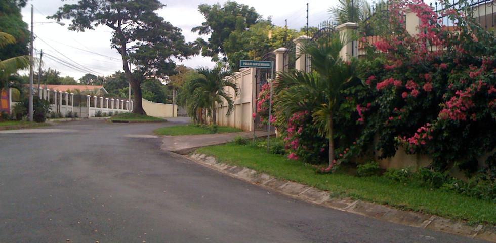 Calle Residencial