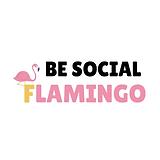 BE SOCIAL FLAMINGO.png