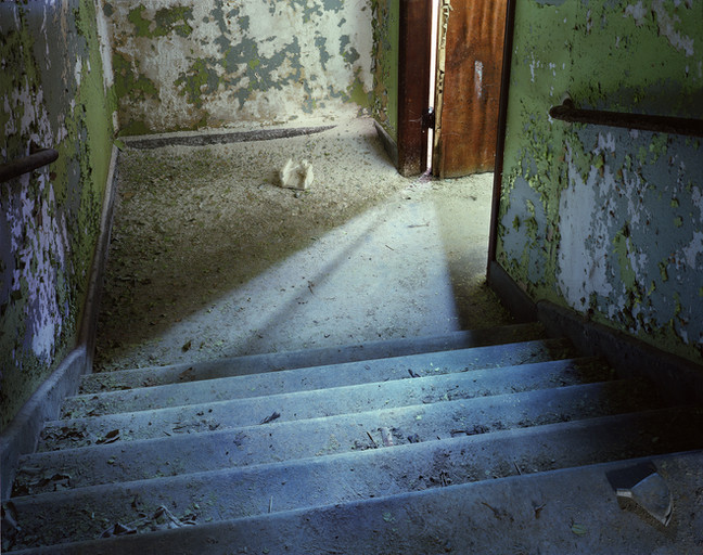 NSMH, Stairwell, 1999