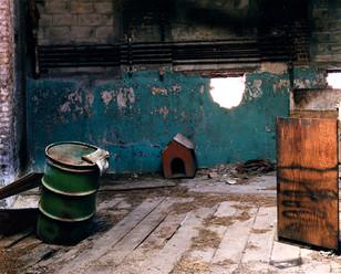 Dog House, Prentiss Chemical Company, Newark NJ 1991