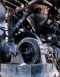 Generator, Cementon, New York 1991