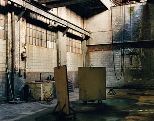 Welding Shields, Kearny NJ 1993