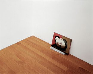 Untld.-24 2002 (Painting on Floor)