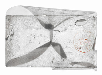 Works on Paper- Envelope, Ms. Mary Cole, 2013