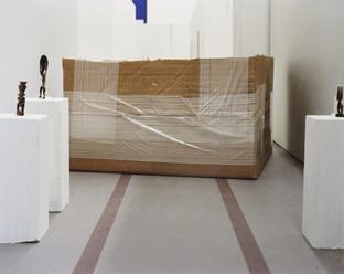 Untld.-170 2009 (Cardboard Box)