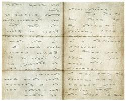 E Dickinson_note2(Dear Friend)