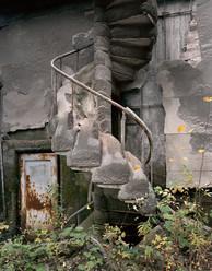 Spiral Staircase, Cementon, New York 1991