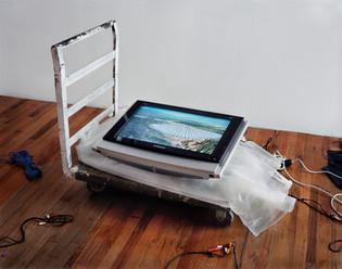 Untld.-97 2005 (Monitor Cart)