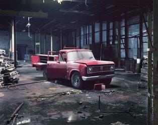 Truck, South Philadelphia, 1992