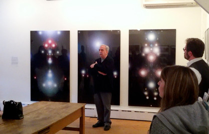 Vice Aletti, LIghts at Center for Photography Woodstock, 2012